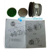 Turbina impulsión motor lavavajillas Electrolux, Corbero, Zanussi