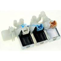 Electroválvula para lavadora Indesit, Ariston, Hotpoint