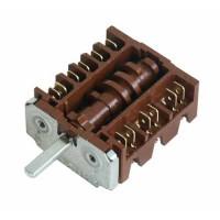 Conmutador horno eléctrico universal 7 posiciones