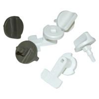 Cierre mecánico campana extractora Balay, Bosch, Siemens