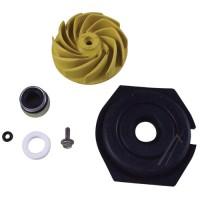 Turbina+retén motor lavavajillas Zanussi, Corbero, Electrolux
