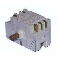 Conmutador horno eléctrico universal