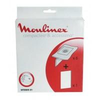 Bolsa aspirador Moulinex Compacteo, Accesimo