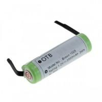 Bateria para afeitadora Philips, Braun
