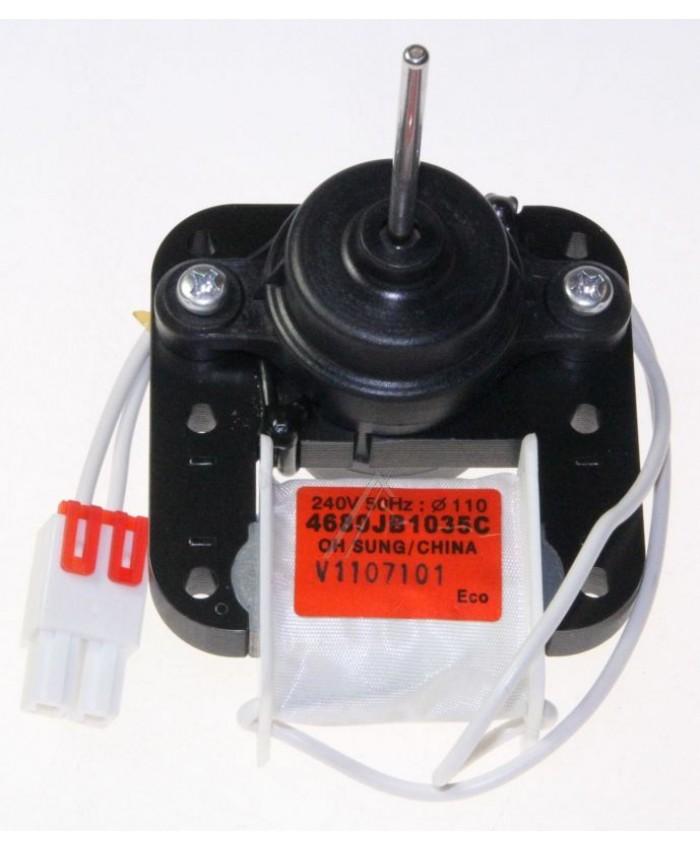 Motor ventilador para frigorífico LG