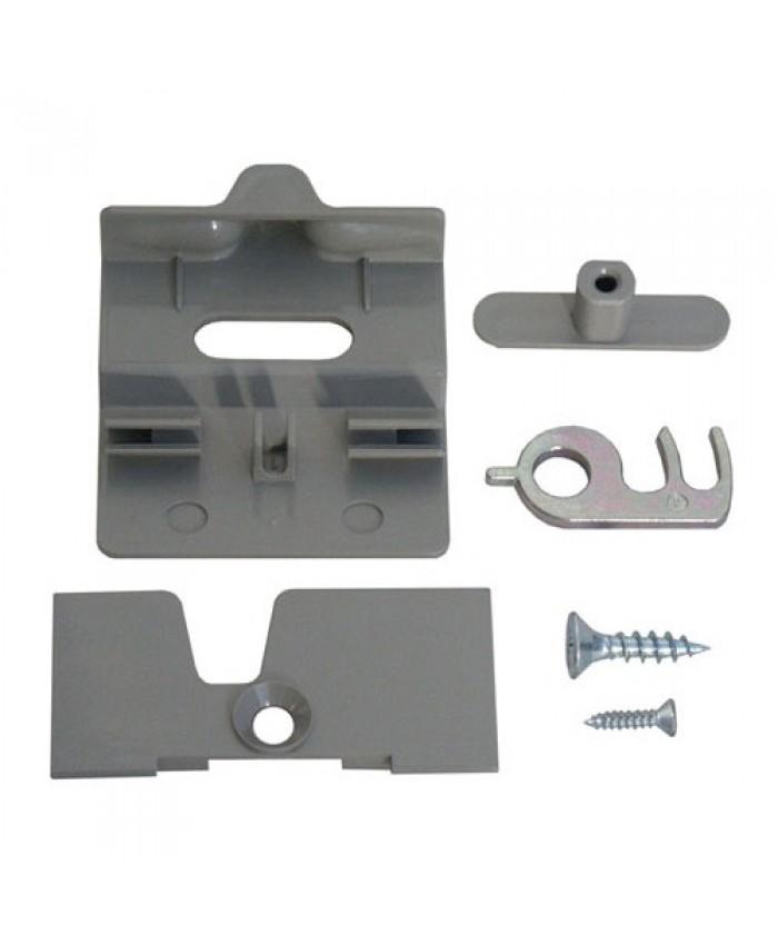 Cierre gris para puerta de frigorífico Dometic