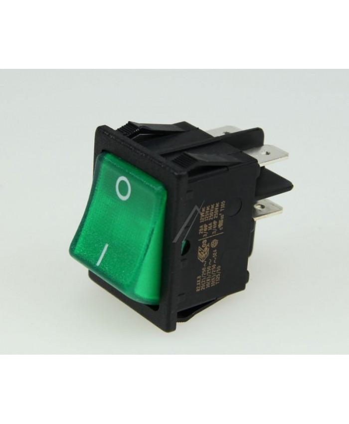 Interruptor de encendido para frigorífico Dometic, Electrolux