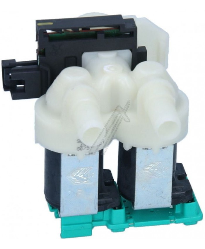 Electrovávula doble para lavadora Siemens, Bosch