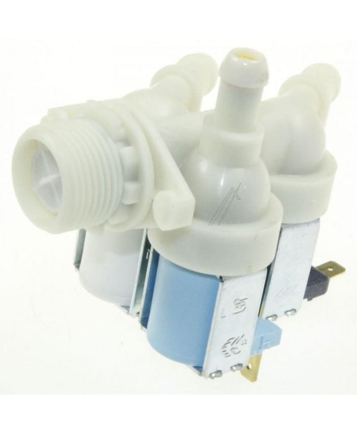 Electroválvula de 3 vías para lavadora Candy, Hoover, Otsein