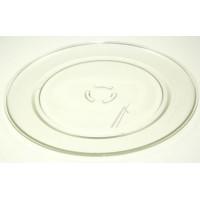Plato de cristal para horno microondas Whirlpool