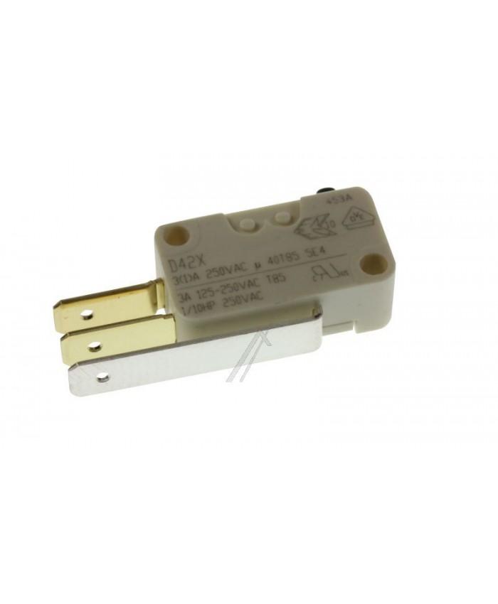Micro interruptor para lavavajillas Miele