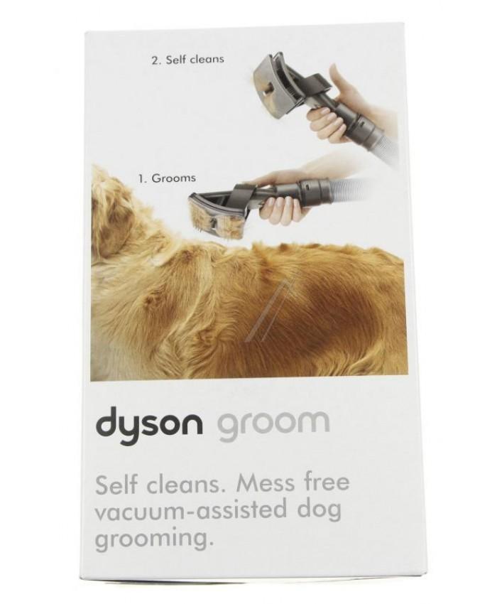 Cepillo Groom para mascotas aspirador Dyson