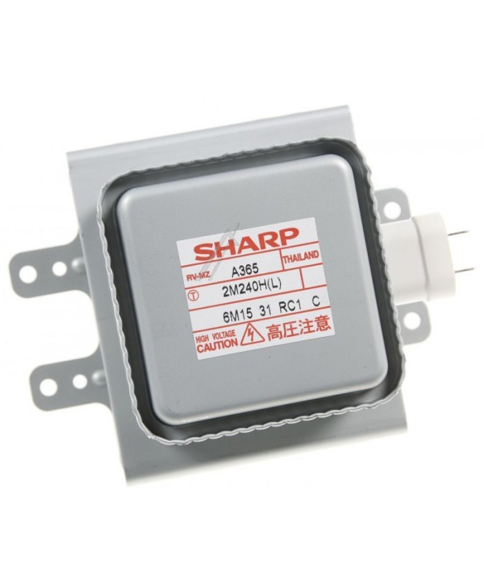 Magnetrón 2M240HL para microondas Sharp, Electrolux, AEG, Miele
