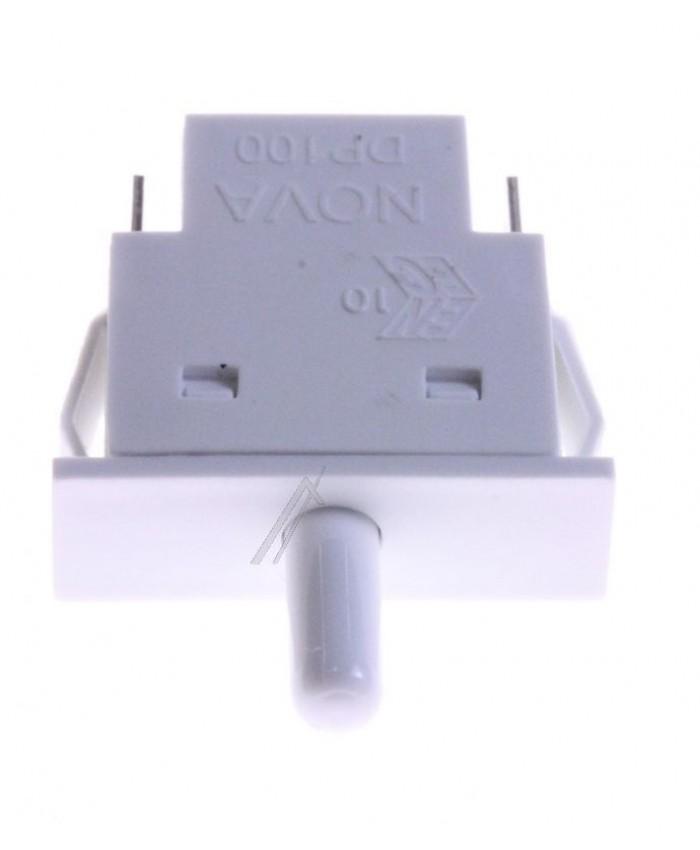 Interruptor de luz para frigorífico Ariston, Indesit, Whirlpool