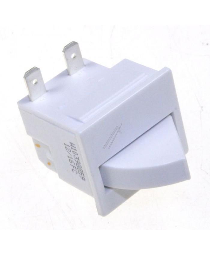 Interruptor de luz para frigorífico Whirlpool, Bauknecht