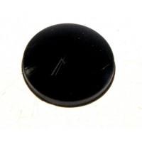 Botón programador negro para horno Zanussi, Electrolux