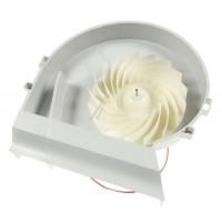 Motor ventilador para frigorífico o congelador Whirlpool, Bauknecht