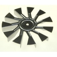 Ventilador para horno Zanussi, Electrolux, AEG, Ikea