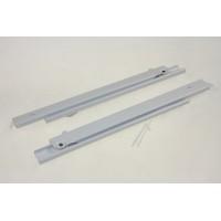 Railes extensibles para cajón inferior de frigorífico Bosch, Siemens, Neff