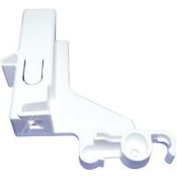 Soporte derecho para frontal de cajón de congelador de frigorífico Bluesky, Teka, Corberó