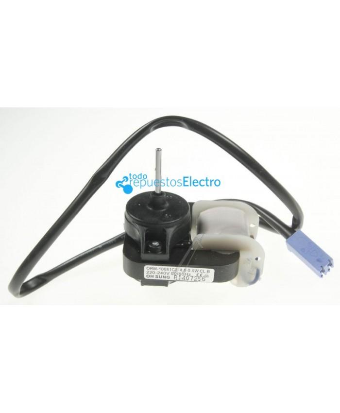 Motor ventilador frigorífico Ariston, Indesit