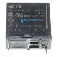 Relé 12VDC 10A-250VAC