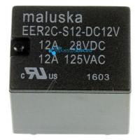 Relé 12VDC 125v