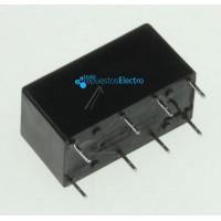 Relé 24VDC PCB G2V-234P 24DC=G2E