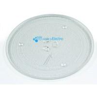 Plato de cristal para microondas Samsung, Moulinex
