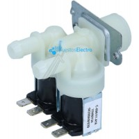 Electroválvula 2 vías lavadora secadora Samsung