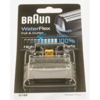 Cabezal afeitadora Braun