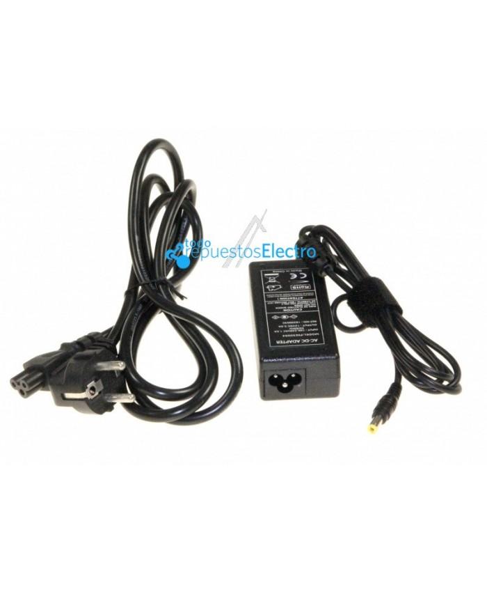 Cable de alimentación para televisor LCD