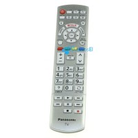 Mando a distancia de television Panasonic