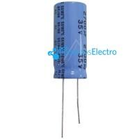 Condensador electrolítico radial 2700UF-35V
