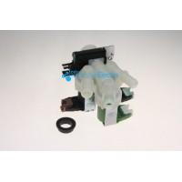 Electroválvula 3 vías para lavadora Zanussi, AEG, Electrolux
