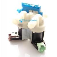 Electroválvula para lavadora AEG, Zanussi, Electrolux