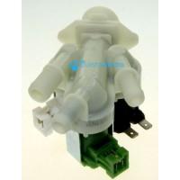 Electrovalvula para lavadora AEG, Zanussi, Electrolux