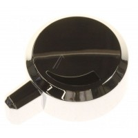 Botón vapor cromado cafetera Saeco