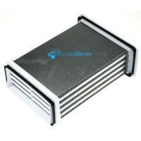 Conjunto condensador secadora Beko