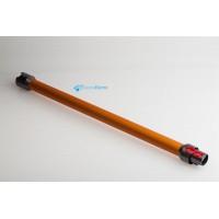 Tubo telescópico naranja para aspirador Dyson