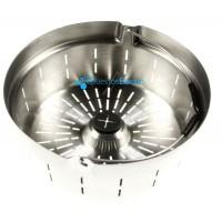 Cesta acero  inox vapor robot de cocina Moulinex