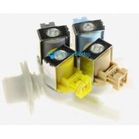 Electroválvula 4 vías para lavadora Bosch, Siemens