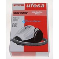 Bolsa MegaFit Plus para aspirador Ufesa