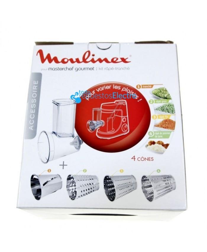 Accesorios para robot de cocina Moulinex Masterchef  Gourmet