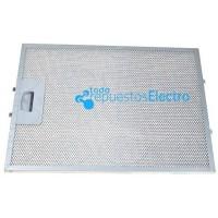 Filtro metálico para campana extractora Teka CEF62