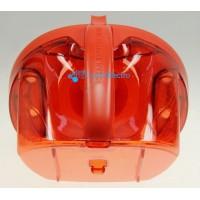 Deposito de polvo rojo aspirador Rowenta Silence Force MultiCyclonic