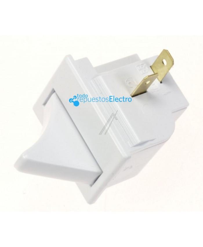Interruptor de luz interior frigorífico Beko, Ansonic, Altus, Bru, Ecron, Saivod, Teka