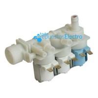 Electroválvula de 3 vías lavadora Indesit, Ariston