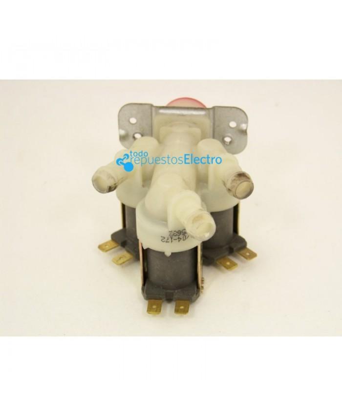 Electroválvula de 3 vías para lavadora Beko