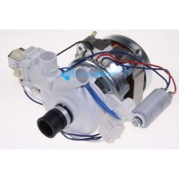Motor de lavado para lavavajillas Ariston, Indesit